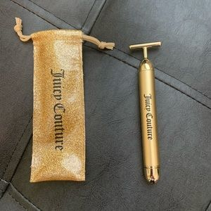 juicy couture facial roller nwot